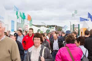 アイルランド酪農紹介(中編)ヨーロッパ最大の屋外酪農祭