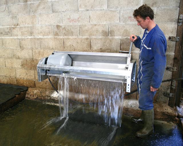 水槽(回転排水型)LB