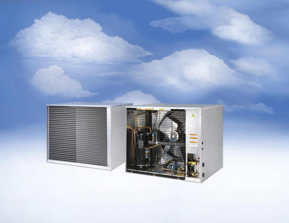 冷凍機 デジタルEVC/EVC